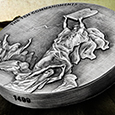 APMEX Announces Exclusive Release of the Ten Commandments Silver Coin
