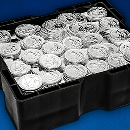 APMEX Partners with The Royal Mint to Give Away 500 Ounces of Silver
