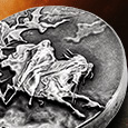 The Pale Horse of the Apocalypse Silver Coin launches exclusively from APMEX