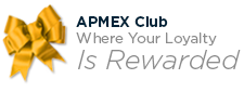 APMEX Club - Where Your Loyalty Is Rewarded.