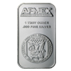 1 oz APMEX Silver Bar
