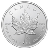 1 oz Silver Canadian Maple Leaf Coins