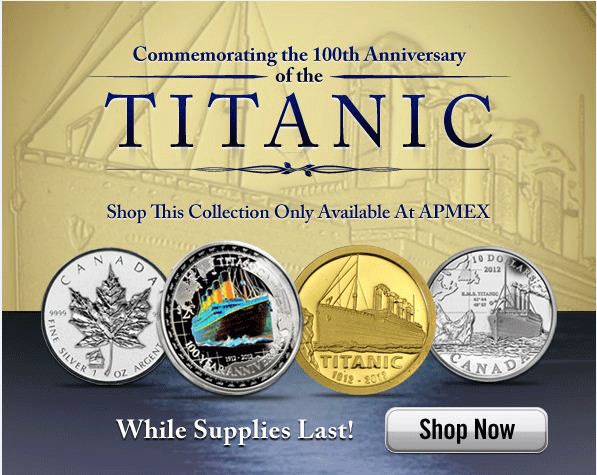 Commemorating the 100th Anniversary ot the Titanic 