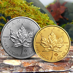 APMEX Announces 2018 Gold and Silver Maple Leafs Now Available