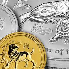 Celebrate the Year of the Dog with APMEX and The Perth Mint