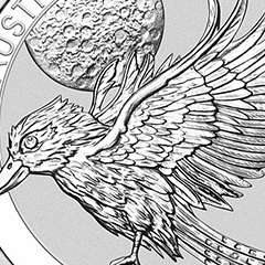 Product Highlight: 2018 1 oz Silver Kookaburra