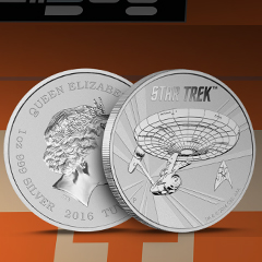 Star Trek Gifts: The Ultimate Star Trek Coin Gift Guide