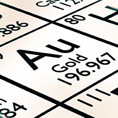 Science facts about gold and silver gold uses apmex what is gold gold au element periodic table and gold facts urtaz Images