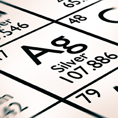 Science facts about gold and silver gold uses apmex what is silver silver ag element periodic table and silver facts urtaz Images