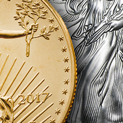 2017 Gold Eagles and Silver Eagles Are Now In Stock and Shipping at APMEX
