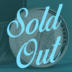 First-Ever 5 oz High Relief Silver Swan Coin Sold Out in Less Than 24 Hours