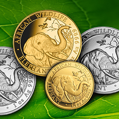 2018 African Elephant Series Available at APMEX