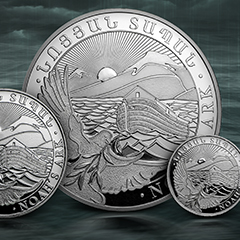 APMEX Offering 2018 Noah's Ark Silver Series