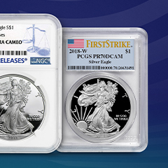 APMEX Announces 2018 Proof Silver Eagles Now Available to Pre-order