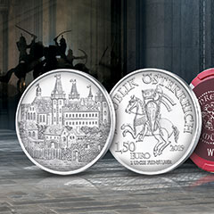 Celebrate the Austrian Mint with a Special Anniversary Coin at APMEX