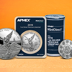Pre-order 2019 Silver Libertads Now at APMEX