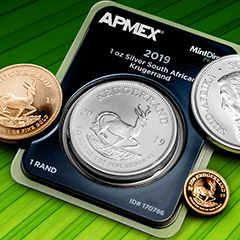 2019 South African Krugerrands Available to Pre-Order at APMEX