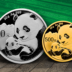 Pre-Order 2019 Gold and Silver Pandas at APMEX