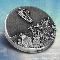 Scottsdale Mint's Biblical Series Sees Final 2018 Release