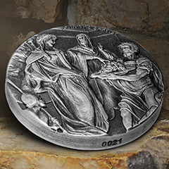 Scottsdale Mint's Biblical Series Continues at APMEX