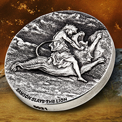 Find the First 2019 Scottsdale Mint Biblical Series Release at APMEX