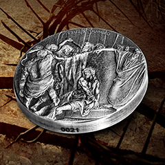 Second Biblical Series Release from Scottsdale Mint Now at APMEX