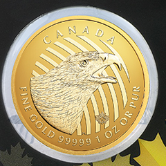 Royal Canadian Mint's Fifth Call of the Wild Release Now at APMEX