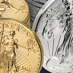2018 Gold and Silver Eagles Now Available to Pre-order at APMEX