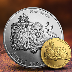 Second Czech Mint Bullion Releases Now Available at APMEX