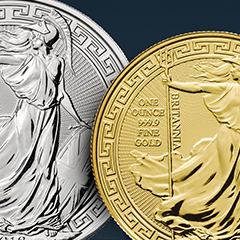 Unique Royal Mint Britannia Releases Now Available to Pre-order at APMEX
