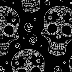 APMEX Celebrates Halloween and Día de los Muertos with Silver