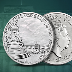 Final Landmarks of Britain Release from The Royal Mint Now at APMEX