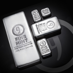 APMEX Introduces a New Way to Buy Silver with 9Fine Mint