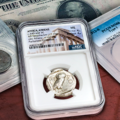 Find the Year's Best Deals During the Numismatic Savings Event at APMEX