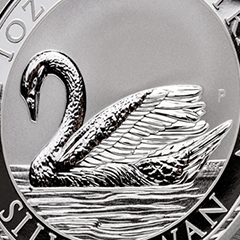 APMEX Introduces New Silver Swan Coin from The Perth Mint