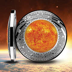 Exclusive Series from the Royal Australian Mint Closes by Celebrating the Sun