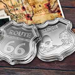 New Series Travels Route 66 – Exclusively at APMEX