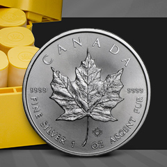 APMEX Introduces Chance to Win 500 oz of Silver