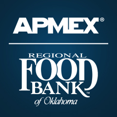 Regional Food Bank of Oklahoma and APMEX Recognize Fundraising Efforts of Local Schools