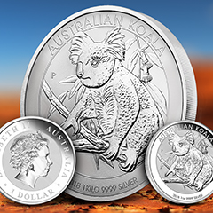Pre-order the Latest Perth Mint Silver Koalas Now at APMEX