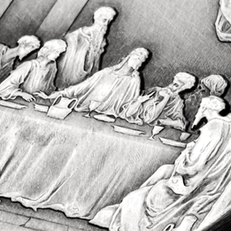 Bread & Betrayal: The Last Supper, Second in 2016 Biblical Series, Released