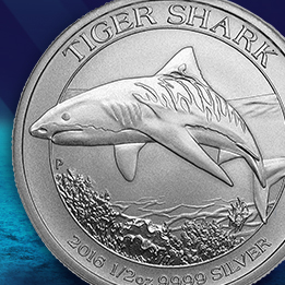 Tiger Shark: Last Shark Series Coin Released for Final Feeding Frenzy