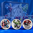 APMEX Announces Worldwide Exclusive Release of Avengers Coins