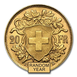 Swiss Gold 20 Franc Coin For Sale Gold Coins From Europe