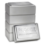 Buy 1 Kilo Silver Apmex Stackable Bar Online Ira