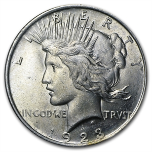 1923 Peace Silver Dollar Value And Price Apmex